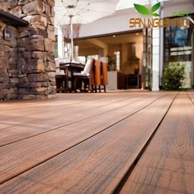 Sàn gỗ ngoài trời Biowood