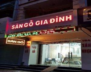 Ban do San Go Gia Dinh